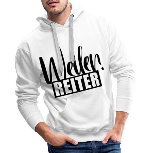 Wellenreiter - Männer Premium Hoodie