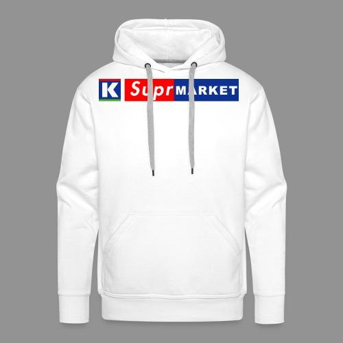 K-Suprmarket - Miesten premium-huppari