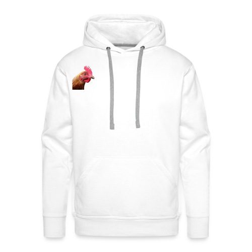 chicken - Miesten premium-huppari
