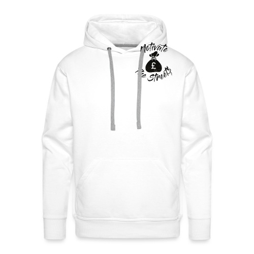 Motivate The Streets - Men's Premium Hoodie