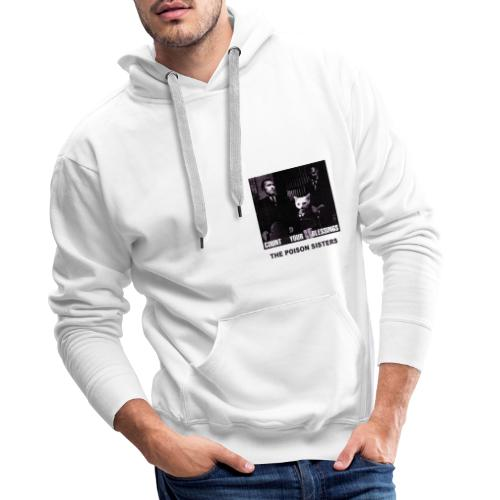 Count Your Blessings - Men's Premium Hoodie