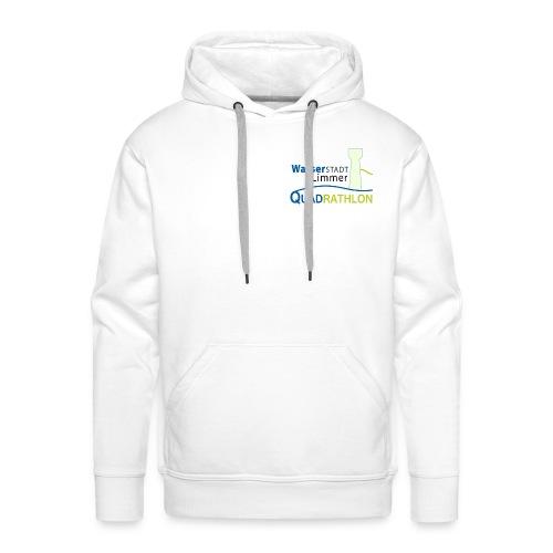 Quad Limmer Logo - Männer Premium Hoodie