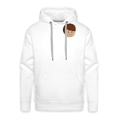 kubapixelbig png - Men's Premium Hoodie