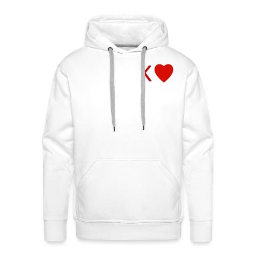 Arthur Magique - Sweat-shirt à capuche Premium pour hommes