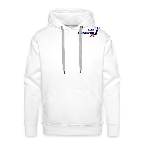 Logo dunkel - Männer Premium Hoodie