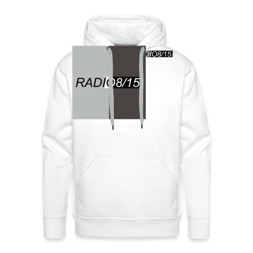 Radio0815 Tasse - Männer Premium Hoodie