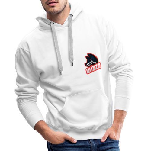 wizzz game logo - Mannen Premium hoodie