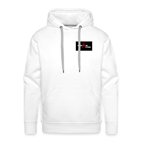 overgameStudio Logo - Sweat-shirt à capuche Premium pour hommes