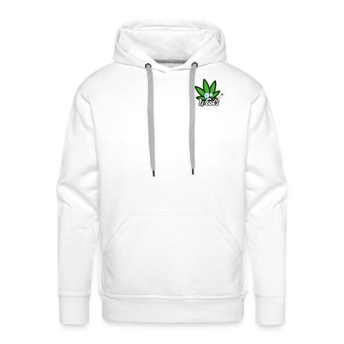 Weed's - Sweat-shirt à capuche Premium pour hommes