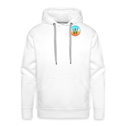 WBrand Tropical - Sweat-shirt à capuche Premium pour hommes
