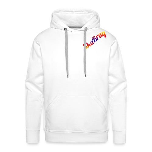 SkaBray Two - Sweat-shirt à capuche Premium pour hommes