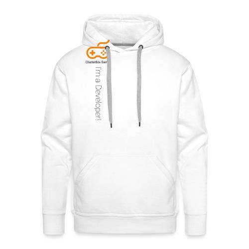 I'm a Developer! - Men's Premium Hoodie