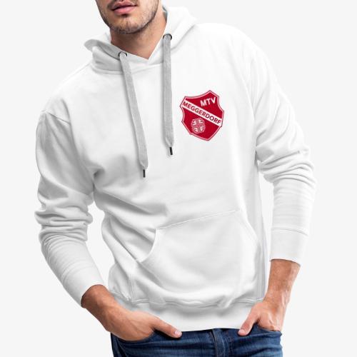 MTV Logo klein - Männer Premium Hoodie