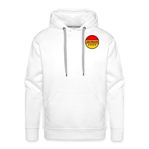 Jake Bennett Original Logo Merch - Men's Premium Hoodie