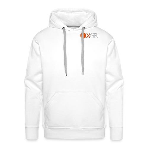 XGR logo - Men's Premium Hoodie