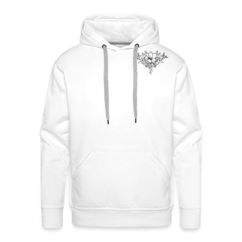 Floral Bloom - Men's Premium Hoodie