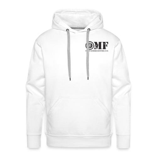OMF black logo - Men's Premium Hoodie