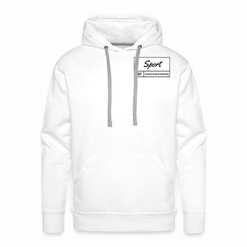 Schtephinie Evardson Sporting Wear - Men's Premium Hoodie