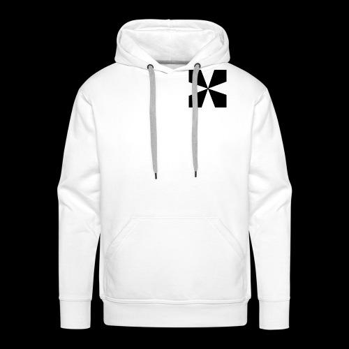 Croix d'Elixium - Sweat-shirt à capuche Premium pour hommes