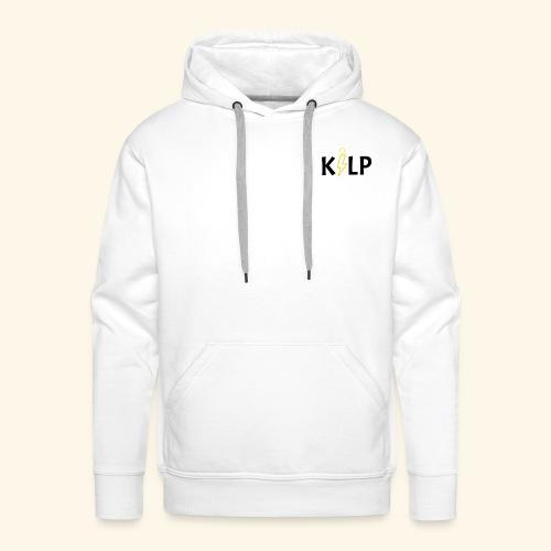 KILP - Sudadera con capucha premium para hombre
