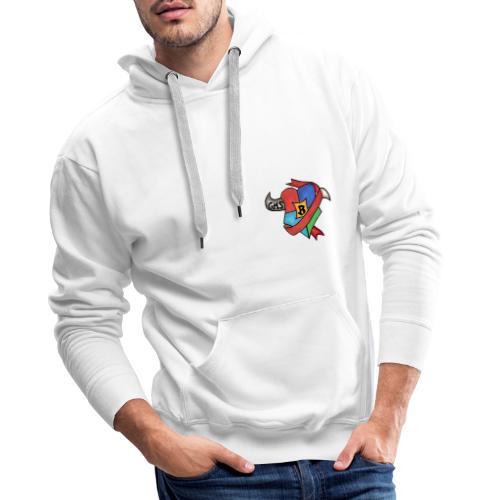 Unser Logo - Männer Premium Hoodie