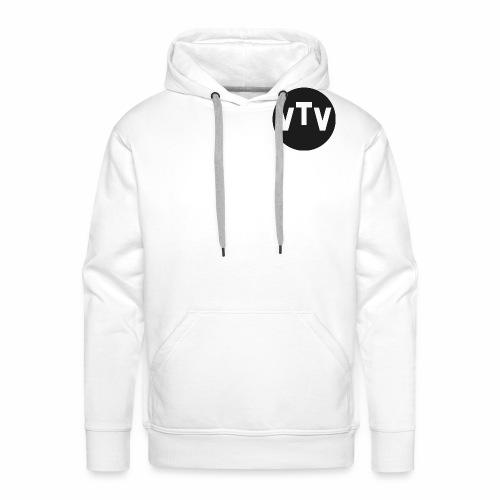 Voetbal TV - Mannen Premium hoodie