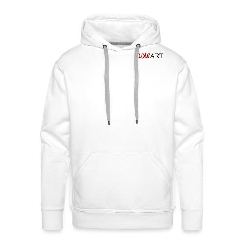 FlowArt - Sweat-shirt à capuche Premium pour hommes