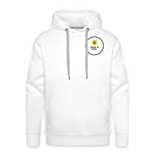 LUMIERE - Sweat-shirt à capuche Premium pour hommes