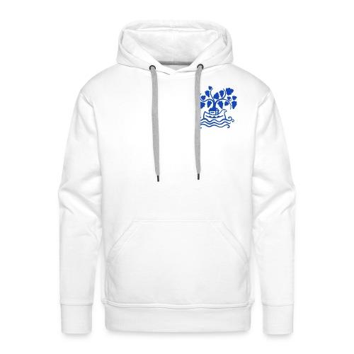 CommunautedelArche_Screen - Sweat-shirt à capuche Premium pour hommes