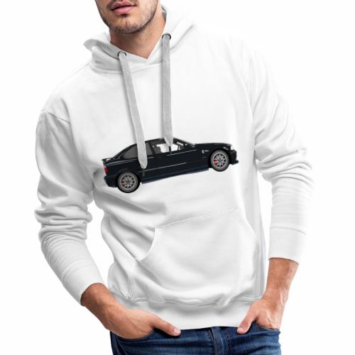 E36 Compact Artcar - Männer Premium Hoodie