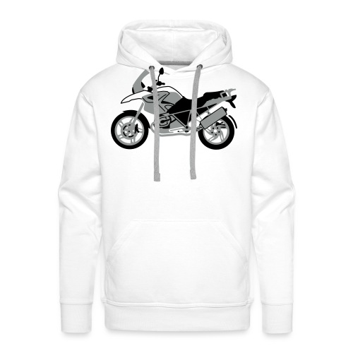 R1200GS 04-on - Men's Premium Hoodie