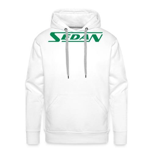 logosedan - Sweat-shirt à capuche Premium pour hommes