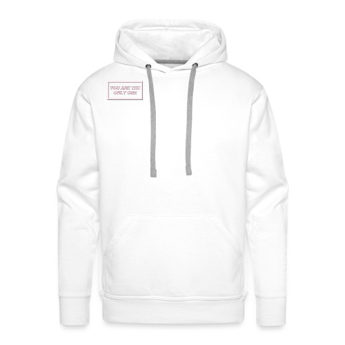 You are the only one - Men's Premium Hoodie