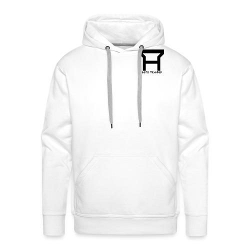 TryHard Logo - Männer Premium Hoodie