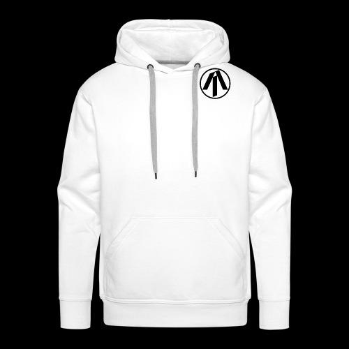 Logo Higher Pl4ce - Sweat-shirt à capuche Premium pour hommes