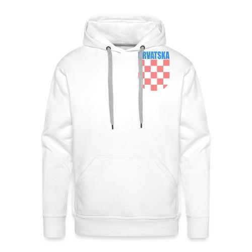 Hrvatski grb - Männer Premium Hoodie