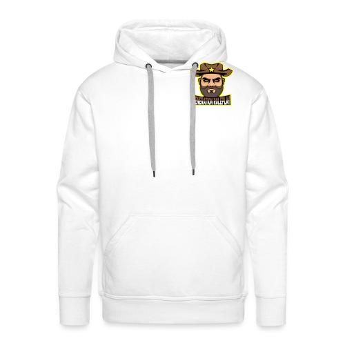 GRP Sheriff - Herre Premium hættetrøje
