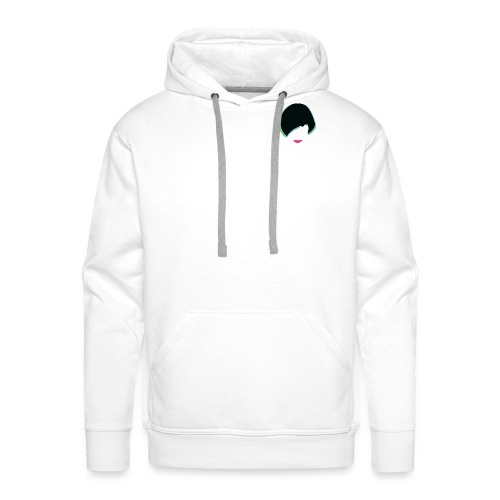 ED_shirts_head_4C - Men's Premium Hoodie