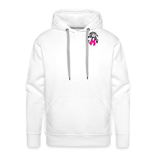 Mélody logo - Sweat-shirt à capuche Premium pour hommes