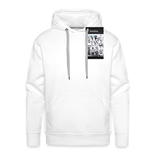 Everything - Sweat-shirt à capuche Premium pour hommes