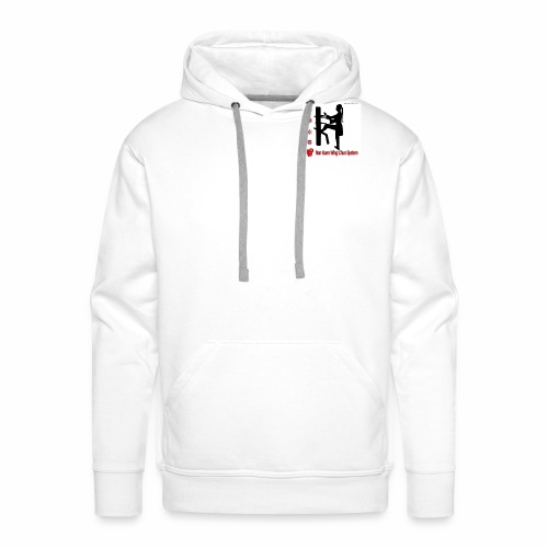 Kungfu Logo - Männer Premium Hoodie