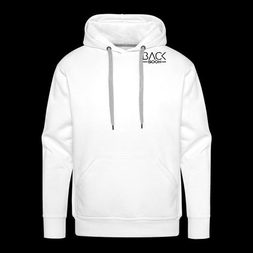 BaSo 1.2 - Sweat-shirt à capuche Premium pour hommes