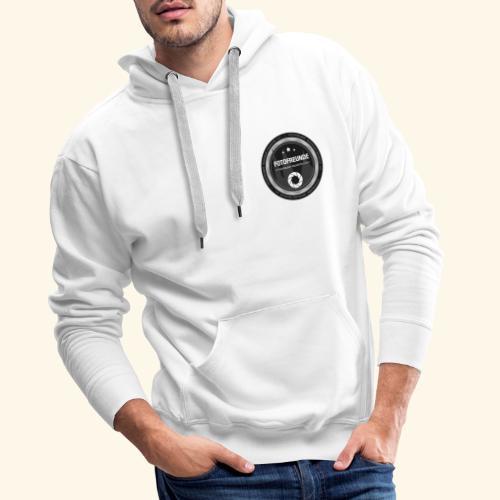 Logo Fotofreunde - Männer Premium Hoodie