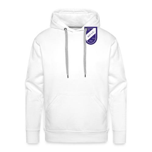 djk logo freigestellt kopie - Männer Premium Hoodie
