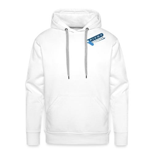 Pivot Clothing Simple - Men's Premium Hoodie