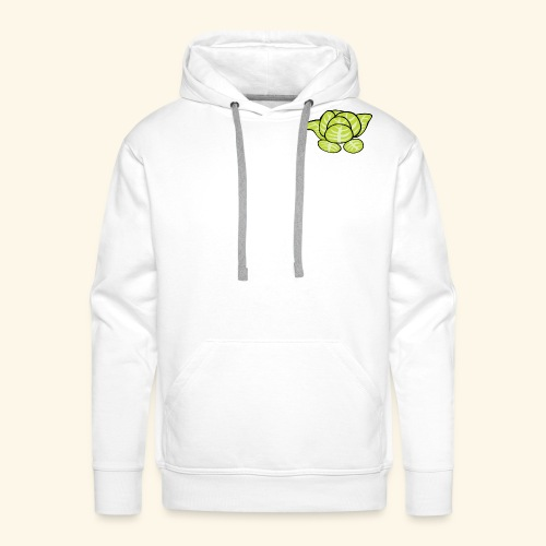 Vin Laitue - Sweat-shirt à capuche Premium pour hommes