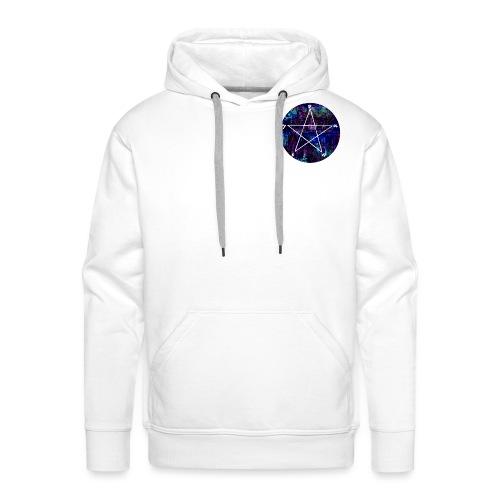 Cool pantagram - Men's Premium Hoodie