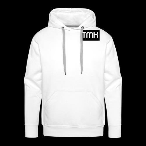 TMK LOGO - Men's Premium Hoodie