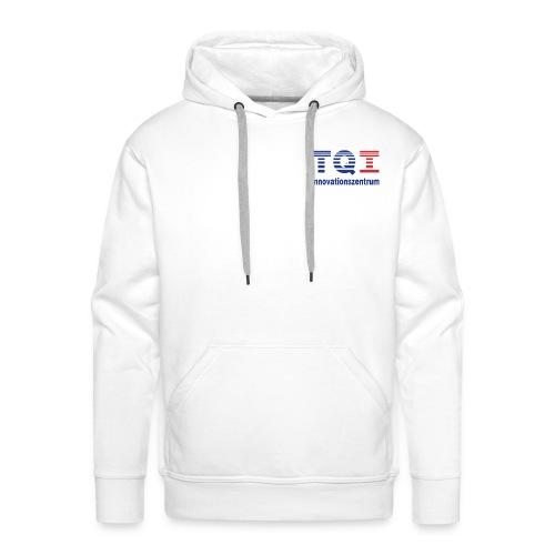 www.tqi.de Innovationszentrum - Männer Premium Hoodie
