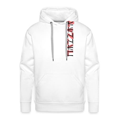FennecJap - Sweat-shirt à capuche Premium pour hommes